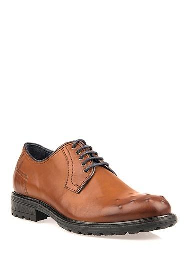 Uniquer Deri Ayakkabı Taba